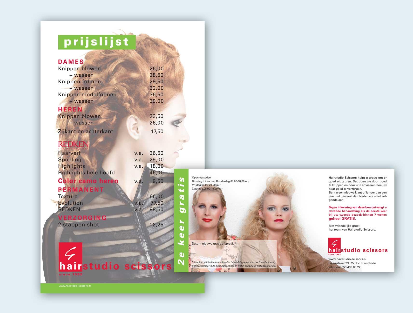 Hairstudio Scissors