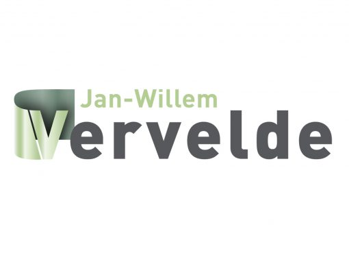 JW Vervelde logo ontwerp