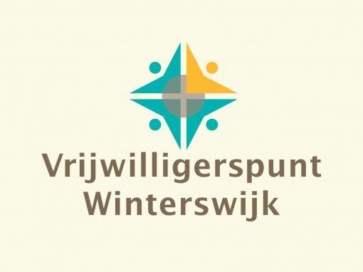 Vrijwilligerspunt Winterswijk logo ontwerp