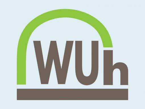 Ontwerp logo WUh