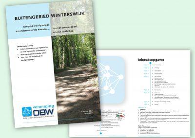 OBW onderzoeksverslag ontwerp en opmaak