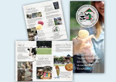 Folder Te Winkel – Clarabella IJs