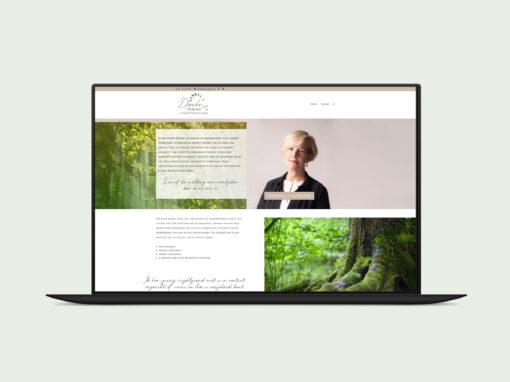 Dienke Nijboer website ontwerp en ontwikkeling