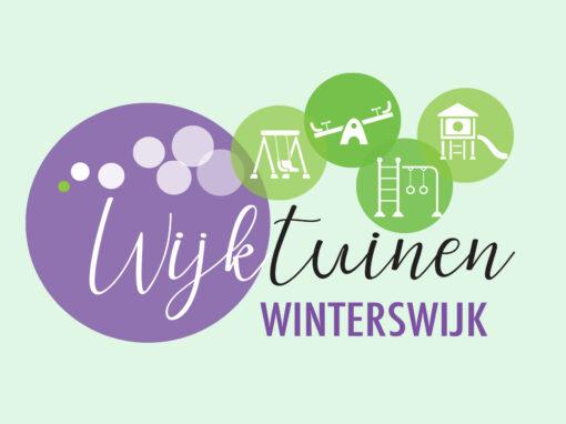 Wijktuinen Winterswijk, logo ontwerp