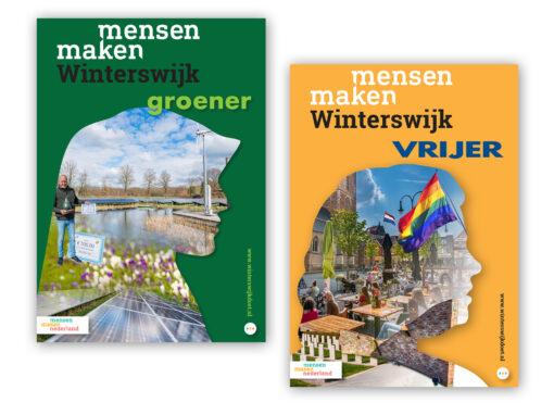 WWU Mensen maken Winterswijk posters